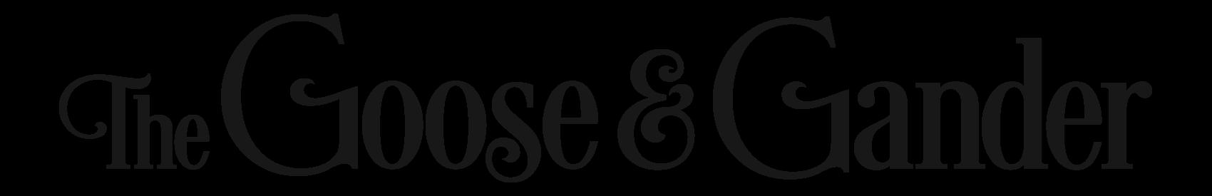Goose and Gander Logo 2