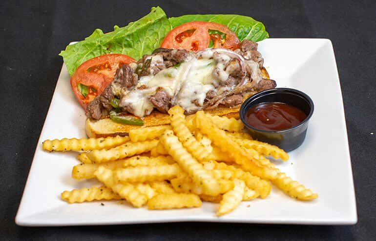Kentucky Steak and Cheese